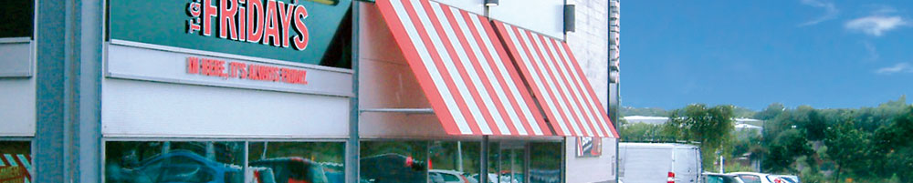 External Commercial Blinds Custom Awnings And Blinds In Torbay